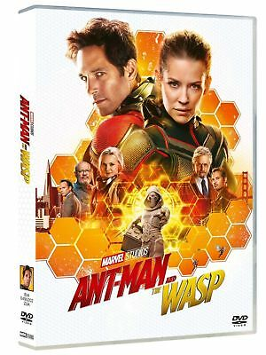 Ant Man And The Wasp - Dvd