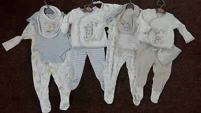 Neutral girls boys baby clothes bundle size 3-6 months New