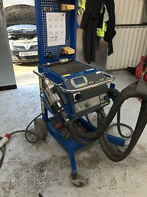 Spot Welder Bodyshop Approved car o liner CR 500 DA