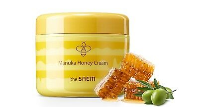 [the SAEM] Care Plus Manuka Honey Cream  / 100ml