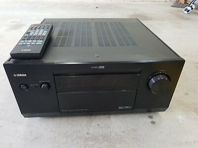 Yamaha AV receiver RX-Z1 with Remote Control
