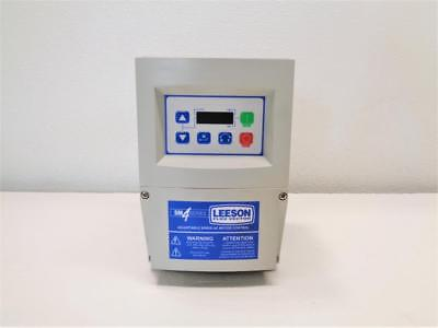 Leeson SM4 Adjustable Speed AC Motor Controller 174674.00