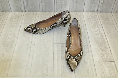 a16db731dc3 VIONIC JOSIE - Natural Snake 7.5 Wide - Women s Comfort Heels - Free ...