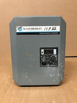 Allen Bradley 1333-YAB Adjustable Frequency AC Drive, 3 Phase 460/415/380 VGC