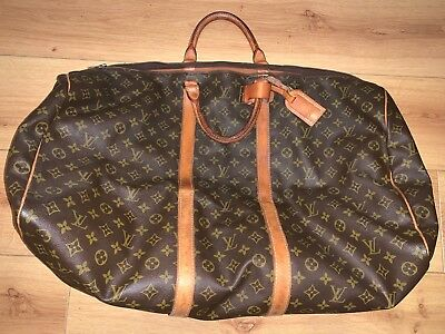 SAC DE VOYAGE Keepall 60 Louis Vuitton vintage - EUR 210,00 ... a93380c9443