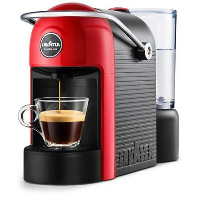 Lavazza A Modo Mio Jolie Capsule Coffee Machine Red