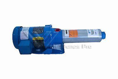 Goulds 5GBC0512J0  High Pressure Multi-Stage Booster Pump,1/2 HP, 3Ph, 9 Stages