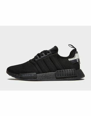 adidas Originals NMD XR1 ® ( Men All Sizes UK: 6 -13 ) Black Brand New
