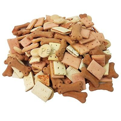 850g Assorted Dog Biscuits Shapes  Dog Food Mixed Treat Biscuits For Dogs