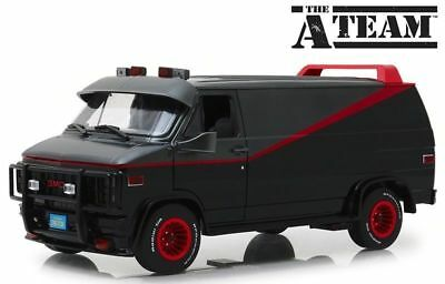 1983 GMC VANDURA  A-TEAM VAN !  1:18 Diecast Model  #13521 by Greenlight