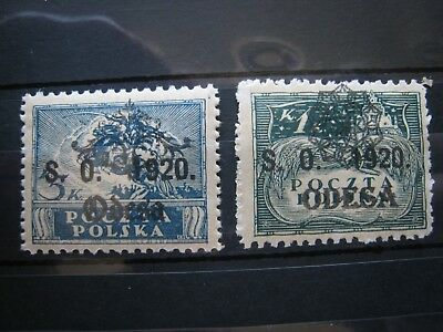 stamps Odessa