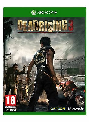 Dead Rising 3 Xbox One Brand New Factory Sealed Zombie Game