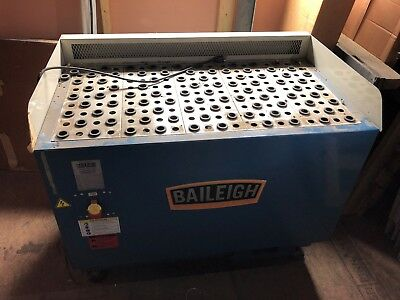 BAILEIGH Downdraft TableThe DDT-3519 is perfect for the home shop or school env