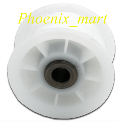 H0180800243A  HAIER /  FISHER & PAYKEL DRYER TENSION WHEEL Genuine
