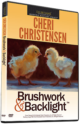Cheri Christensen: Brushwork & Backlight