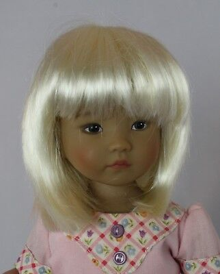 "10"" Boneka Dolls ""Ava"" Wig Size 6-7 Discontinued"