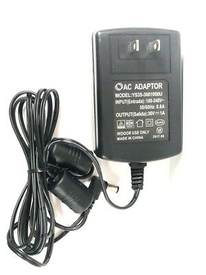 CND ORIGINAL Led Lamp AC ADAPTOR US 2 PIN 100-240V 36W Power Supply