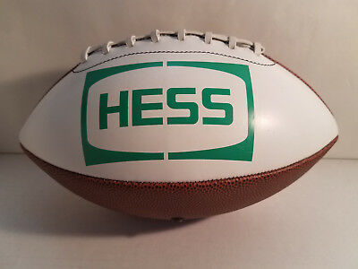 Hess & Hess Express Gas Station Souvenir Football **Not Fully Inflated**