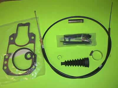 Shift Cable Kit WITH TOOL Mercruiser Alpha One Gen I II 2 R MR 865436A02 bellow
