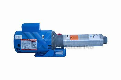 Goulds 10GBS2014S4 High Pressure Multi-Stage Booster Pump, 2HP, 1Ph, 17 Stages