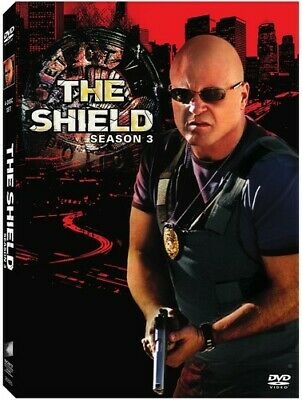 The Shield: Season 3, Acceptable DVD, CCH Pounder,Jay Karnes,Michael Jace,Michae