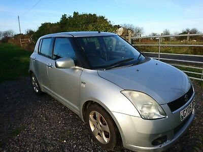 Suzuki Swift GLX 1.4