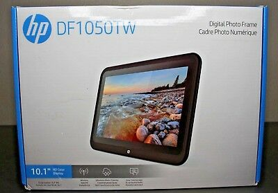 HP DF1050TW Digital Picture Frames Wifi HD Display