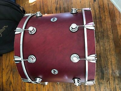 """DW Collector's Maple 23"""" x 17"""" Bass Drum - VLX shell"""