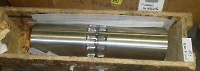 "Interroll Drum Motor 165i Stainless Steel Shell approximatley 23"" long 6.38"" dia"