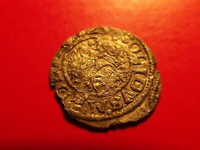 Poland LITHUANIA Solidus 1625 SIGISMUND III medieval silver coin Schilling
