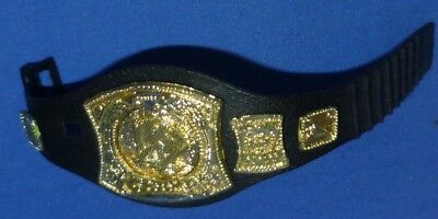 "Mini WWE Championship Belt For Toy Title Belt for 7"" Action Figure Wrestling"