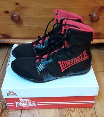 Lonsdale Ghostspeed 81 Boxing Boots