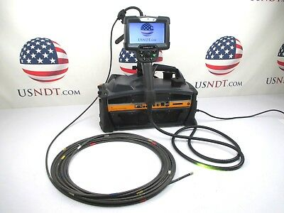 GE Inspection XLg3 6mm/18m Videoscope flaw detector NDT Everest VIT Iplex GEIT