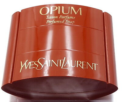 YVES SAINT LAURENT Opium Perfumed Soap , genuine