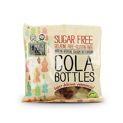 Cola Bottles (Free From Fellows) 100g