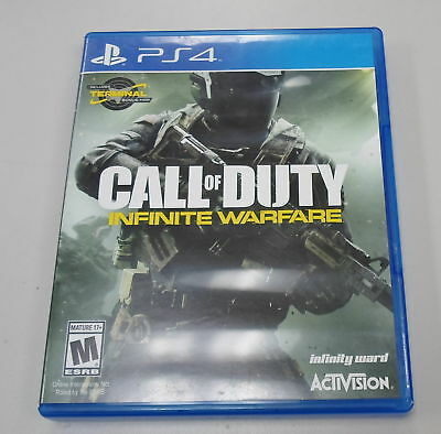 Call Of Duty Infinite Warfare  - Ps 4 Game