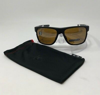 d67f875a79f Oakley CROSSRANGE XL SUNGLASSES MATTE BLACK PRIZM TUNGSTEN POLARIZED OO9360- 0658