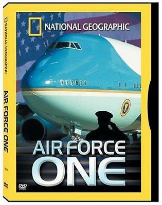 National Geographic - Air Force One (DVD) NEW & SEALED