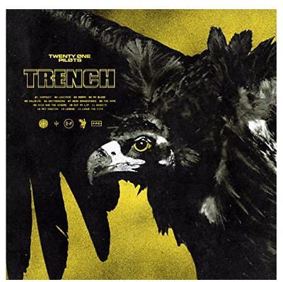 New Sealed Trench Twenty One Pilots 2018 New CD Album Jumpsuit 21 Rock Pop Blood