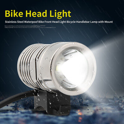Durable LED USB Rechargeable Bycicle Front Light Headlamp Headlight Bike Lamp SP