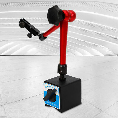 Adjustable Magnetic Base Holder for Digital Dial Indicator 350mm Ideal Tool USA!