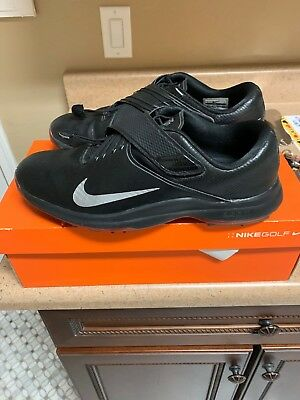 2be144cd Men's Nike 2017 Tiger Woods TW '17 Golf Shoes Black Silver Red 880955-001