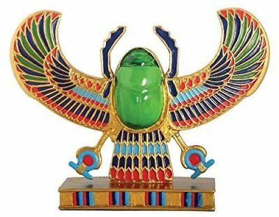 Egyptian Winged Scarab Collectible Ancient Egypt Figurine