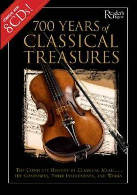 700 Years of Classical Treasures: The Complete History of Classical Music... The