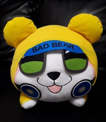 BanG Dream! Girls Band Party! Mega Jumbo Nesoberi Plush Michelle Bad Bear FS