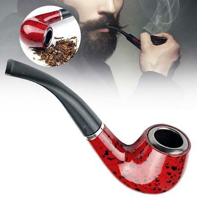 Hot Fashion Gift Durable Wooden Enchase Smoking Pipe Tobacco Cigarettes Cigar AC