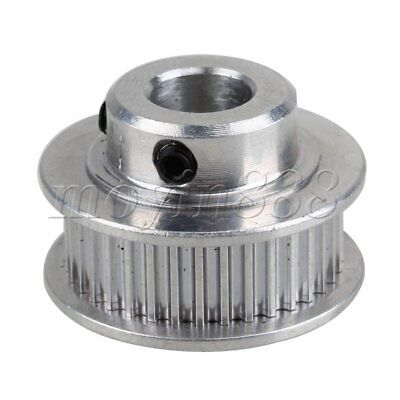 Timing Pulley Aluminum 36 Teeth 8mm Bore 6mm Width for 3D Printer Parts