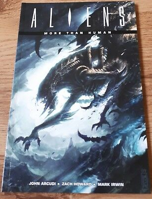 Aliens More Than Human graphic novel excellent new condition