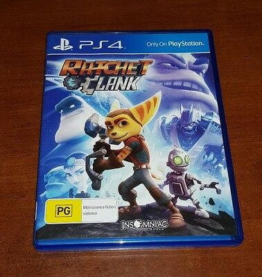 Ratchet & Clank Playstation 4 PS4