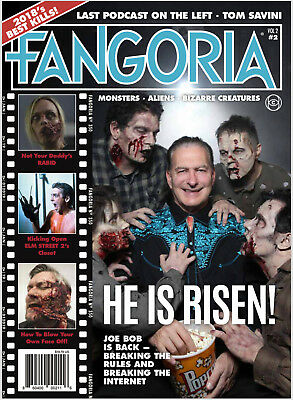 Fangoria 2019 Volume 2 number 2